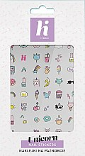 Parfumuri și produse cosmetice Abțibilduri pentru unghii - Hi Hybrid Unicorn Nail Stickers