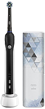 Parfumuri și produse cosmetice Periuță electrică de dinți - Oral-B Pro 750 Cross Action Black