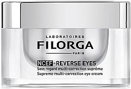 Духи, Парфюмерия, косметика Мультикорректирующий крем для глаз - Filorga NCEF-Reverse Eyes