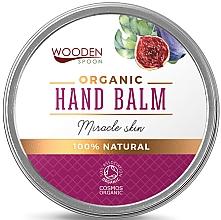 Духи, Парфюмерия, косметика Бальзам для рук - Wooden Spoon Hand Balm Miracle Skin