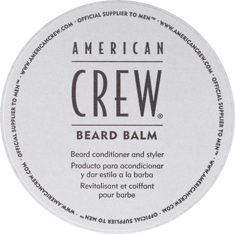 Balsam pentru barbă - American Crew Beard Balm