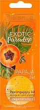 """Духи, Парфюмерия, косметика Gel de duș """"Papaya"""" - Bielenda Exotic Paradise Shower Gel (mostră)"""