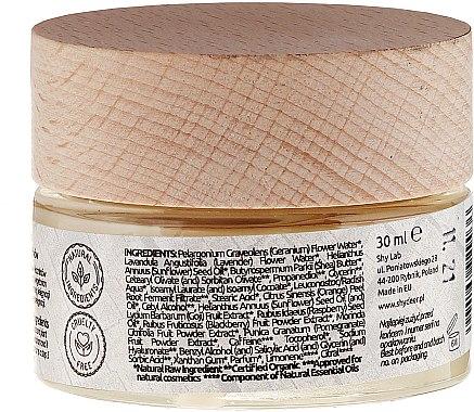 Set anti-îmbătrânire - Shy Deer Anti-Aging (emulsion/200ml + cr/mask/50ml + e/cr/30ml) — Imagine N6