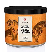 Parfumuri și produse cosmetice Kringle Candle Zen Fierce - Lumânare parfumată