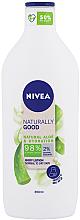 Parfumuri și produse cosmetice Loțiune de corp - Nivea Naturally Good Body Lotion