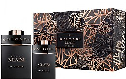 Parfumuri și produse cosmetice Bvlgari Man In Black - Set (edp/60ml + edp/15ml)