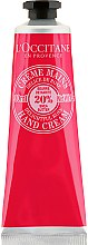 Parfumuri și produse cosmetice Cremă pentru mâini și unghii - L'Occitane Roses et Reines Hand & Nail Cream