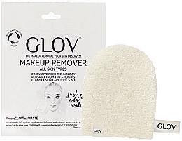 Parfumuri și produse cosmetice Mănușă pentru îndepărtarea machiajului, bej - Glov On-The-Go Makeup Remover