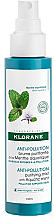 Parfumuri și produse cosmetice Spray de curățare pentru păr - Klorane Aquatic Mint