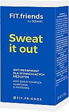 Parfumuri și produse cosmetice Antiperspirant pentru bărbați - AA Fit.Friends Sweat It Out Men Roll-On Antyperspirant