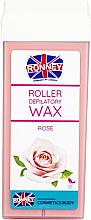 """Parfumuri și produse cosmetice Ceară depilatoare, cartuș """"Rose"""" - Ronney Wax Cartridge Rose"""