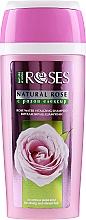 Parfumuri și produse cosmetice Șampon pentru păr puternic și strălucitor - Nature of Agiva Roses Vitalizing Shampoo For Strong & Vibrant Hair