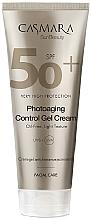 """Parfumuri și produse cosmetice Gel-cremă pentru față """"Controlul fotoîmbătrânirii"""" - Casmara Photo-Aging Control Gel Cream SPF50"""