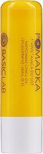 Parfumuri și produse cosmetice Balsam hidratant pentru buze - BasicLab Dermocosmetics Famillias