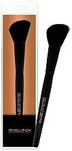 Parfumuri și produse cosmetice Pensulă pentru contur și blush, F105 - Makeup Revolution Contour Brush