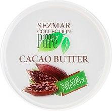 """Parfumuri și produse cosmetice Unt de corp """"Cacao"""" - Hristina Cosmetics Sezmar Collection"""