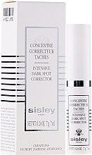 Parfumuri și produse cosmetice Tratament intensiv împotriva petelor pigmentare pe față - Sisley Intensive Dark Spot Corrector