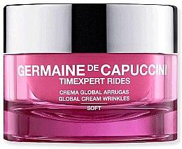 Parfumuri și produse cosmetice Cremă antirid pentru față - Germaine de Capuccini TimExpert Rides Soft Global Cream Wrinkles