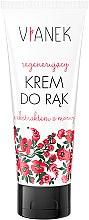 Parfumuri și produse cosmetice Crema regeneratoare pentru mâini - Vianek Regenerating Hand Cream