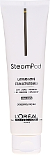 Parfumuri și produse cosmetice Cremă- îngrijirea părului normal - L'Oreal Professionnel Steampod Smoothing Milk Fiber Replenishing