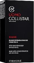 Parfumuri și produse cosmetice Set - Collistar Linea Uomo (Maxi Volume) (ash/balm/100ml + moist/30ml)