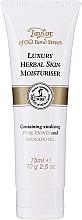 Parfumuri și produse cosmetice Cremă hidratantă pentru față și corp - Taylor of Old Bond Street Herbal Skin Moisturiser