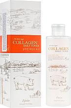 Parfumuri și produse cosmetice Toner de colagen - Esfolio Collagen Daily Toner