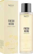 Parfumuri și produse cosmetice Toner pentru față - Nacific Fresh Herb Origin Toner