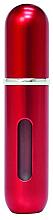 Parfumuri și produse cosmetice Atomizor, roșu - Travalo Classic HD Red Refillable Spray