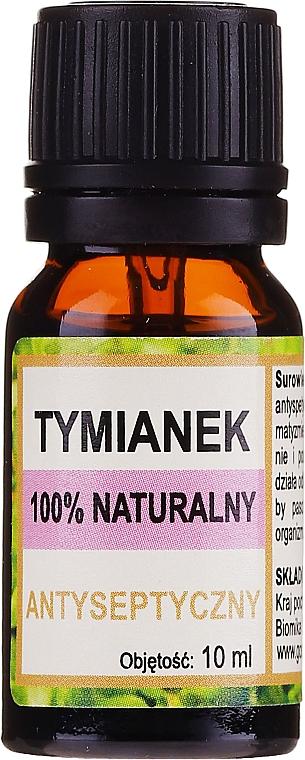 "Ulei esențial natural ""Cimbru"" - Biomika Thyme Oil — Imagine N1"