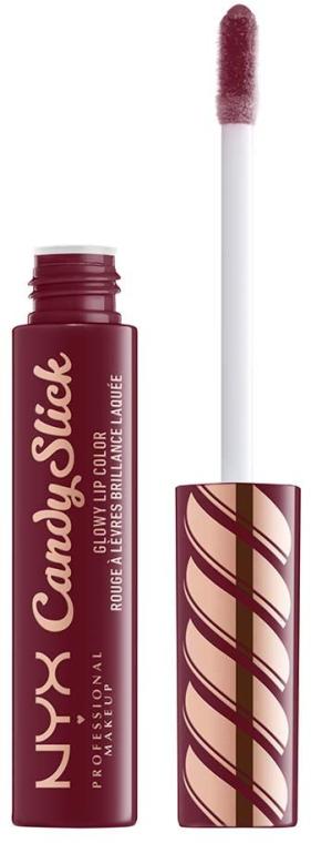 Luciu pentru buze - NYX Professional Makeup Candy Slick Glowy Lip Color