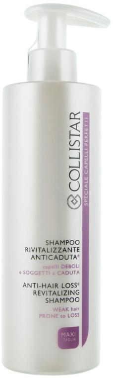 Șampon împotriva căderii părului subțire - Collistar Anti-Hair Loss Revitalizing Shampoo with Trichogen — Imagine N4