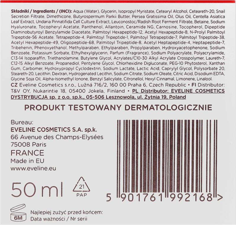 Crema de față 40+ - Eveline Cosmetics Laser Therapy Centella Asiatica 40+ — Imagine N3
