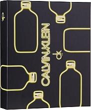 Parfumuri și produse cosmetice Calvin Klein CK One - Set (edt/50ml + sh/g/100ml)