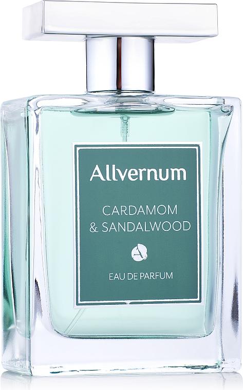 Allvernum Cardamom & Sandalwood - Парфюмированная вода — фото N1
