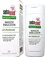 Parfumuri și produse cosmetice Emulsie de curățare pentru ten uscat - Sebamed Trockene Haut Wash Emulsion