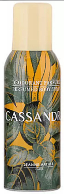 Jeanne Arthes Cassandra - Spray de corp