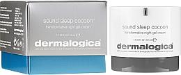 Parfumuri și produse cosmetice Cremă-Gel pentru un somn liniștit - Dermalogica Sound Sleep Cocoon
