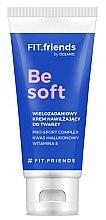 Parfumuri și produse cosmetice Cremă hidratantă de față pentru bărbați - AA Fit.Friends Be Soft Men Face Cream