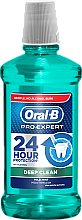 Parfumuri și produse cosmetice Agent de clătire pentru cavitatea bucală - Oral-B Pro-Expert Deep Clean
