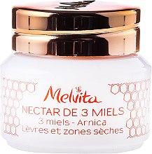 Parfumuri și produse cosmetice balsam revitalizant - Melvita Apicosma Nectar De 3 Miles