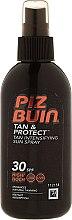 Parfumuri și produse cosmetice Spray de corp - Piz Buin Tan&Protect Intensifying Spray Spf30