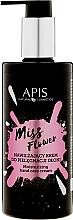 Parfumuri și produse cosmetice Cremă de mâini - APIS Professional Miss Flower Hand Cream