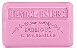 """Parfumuri și produse cosmetice Săpun de Marsilia """"Sărut blând"""" - Foufour Savonnette Marseillaise Tendre Baiser"""