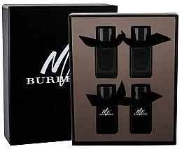 Parfumuri și produse cosmetice Burberry Mr. Burberry - Set (edt 2x5 ml + edp 2x5 ml)