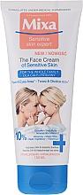 Parfumuri și produse cosmetice Cremă pentru ten sensibil - Mixa Sensitive Skin Expert Face Cream Of Sensative Skin