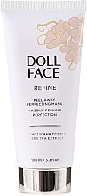 Mască-gel pentru față - Doll Face Refine Peel-Away Refining Gel Mask — Imagine N2