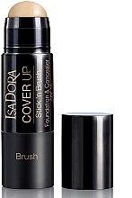 Parfumuri și produse cosmetice Concealer-Stick - Isadora Cover Up Stick`n Brush