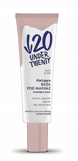 Матирующая основа под макияж - Under Twenty Anti! Acne Base — фото N1
