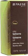 """Parfumuri și produse cosmetice Ulei de Tamanu """"Secretul pielii impecabile"""" - Paese Argan Oil"""